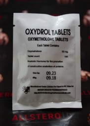 Oxydrol 50 mg, British Dragon