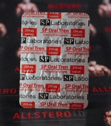 Oral Tren 250 мкг от SP labs