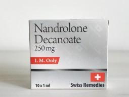 Nandrolone Decanoate 250, Swiss Remedies