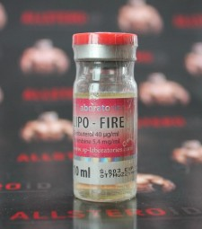 Lipo-Fire (SP labs)