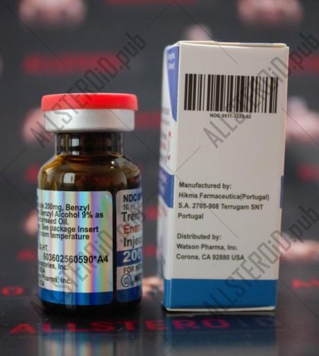 Trenbolone E 200 mg (Watson)