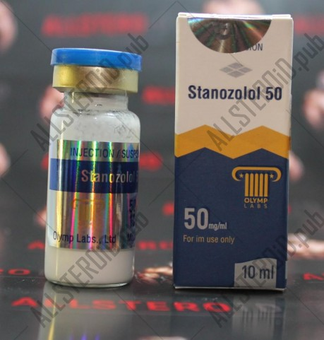 Stanozolol 50 (Olymp Labs)